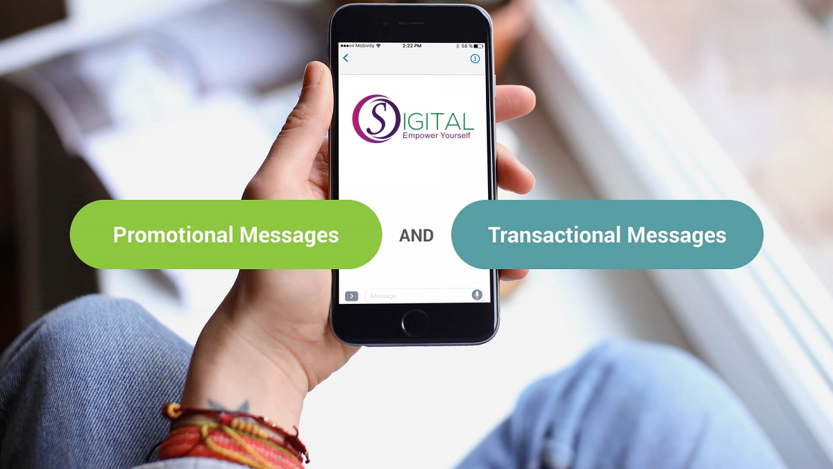 Difference Between Promotional and Transactional SMS