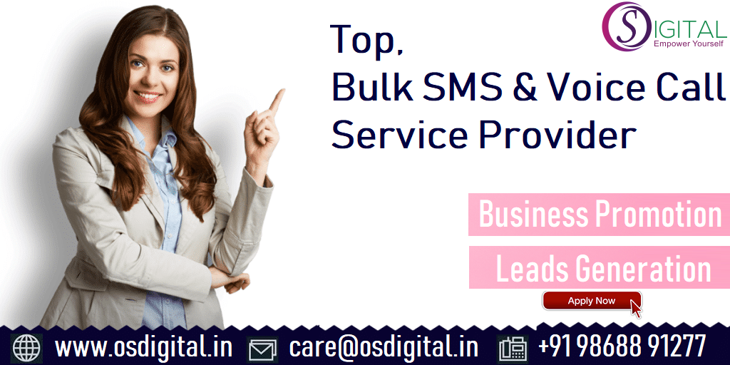 Top 5 Best Bulk SMS and Voice Call Service Provider in India