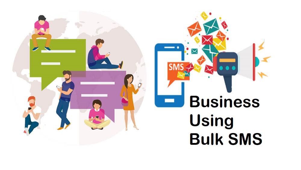 How to do Business Using Bulk SMS?