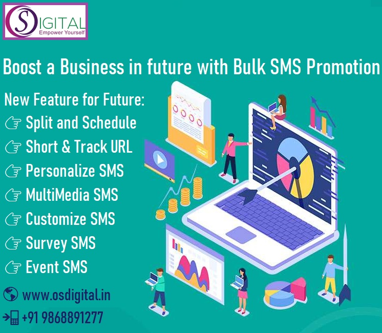 Boost a Business in future with Bulk SMS Promotion
