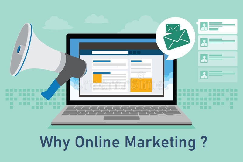 why is online marketing so effective 2021